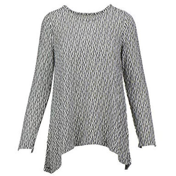 Chelsea & Theodore Sweaters - 🆕 Chelsea & Theodore Knit Textured Top